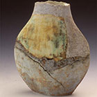Mountain View 2000 Stoneware, engobes & oxides Slab built